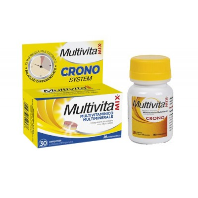 MULTIVITAMIX CRONO 30CPR S/Z