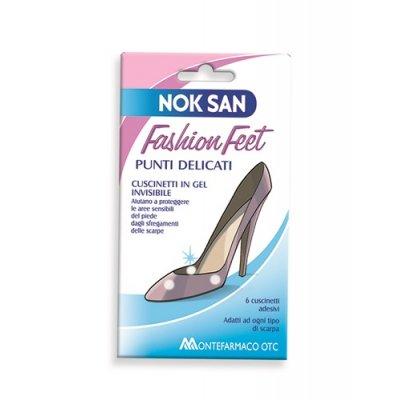 NOKSAN-FASHION FEET PUNTI DEL 6P