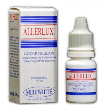 ALLERLUX GTT NAT 10ML