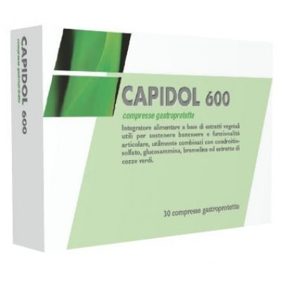 CAPIDOL 600 30CPR GASTROPROT