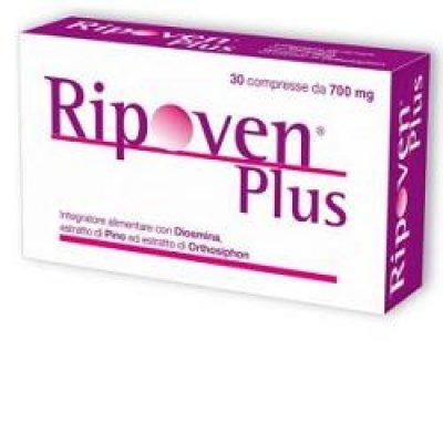 RIPOVEN PLUS 30CPR