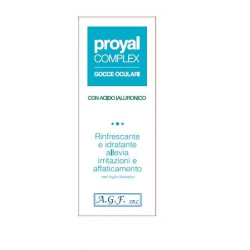 PROYAL COMPLEX GTT OCULARI 15ML