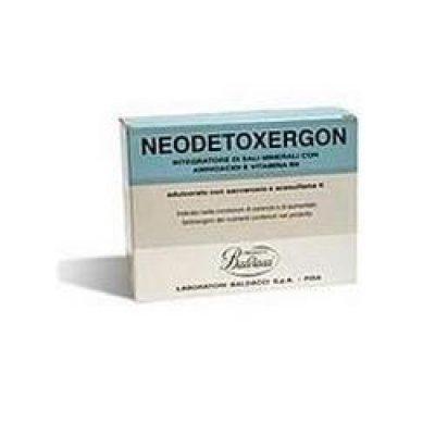 NEODETOXERGON 20 BS