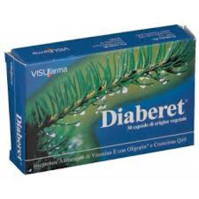 DIABERET-INTEG DIET 30CPS