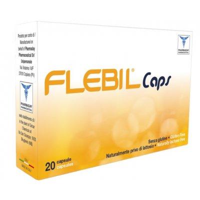 FLEBIL 20CPS 400MG