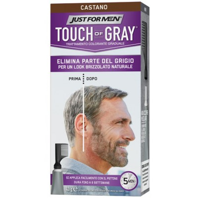 TOUCH OF GRAY TRAT COL GR NERO