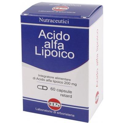 ACIDO ALFA LIPOIC 60CPS RET KOS
