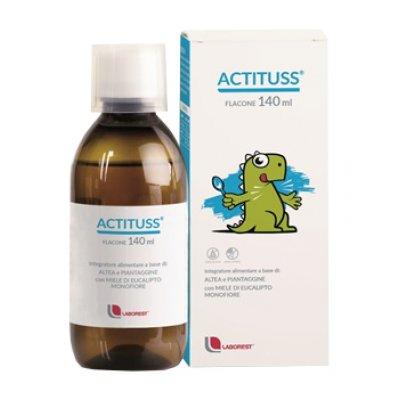ACTITUSS SCIROPPO 140ML