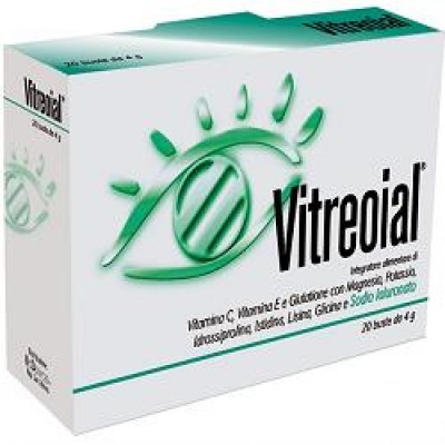 VITREOIAL INTEG 20BS 4G