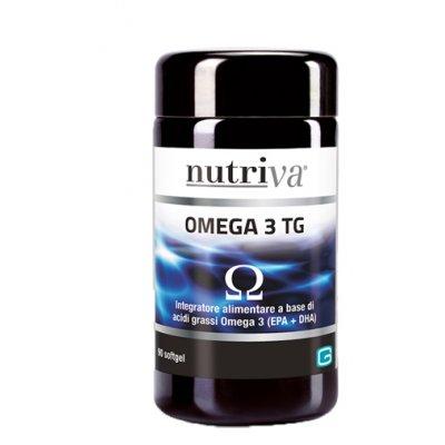 NUTRIVA OMEGA 3 TG 90SOFTGEL