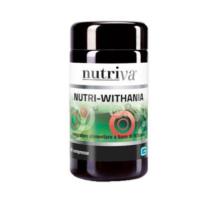NUTRIVA NUTRI-WITHANIA 60CPR