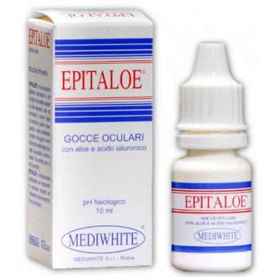 EPITALOE GOCCE NATUR 10ML