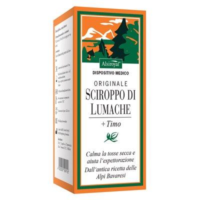 SCIROPPO LUMACHE ORIGINALE 150