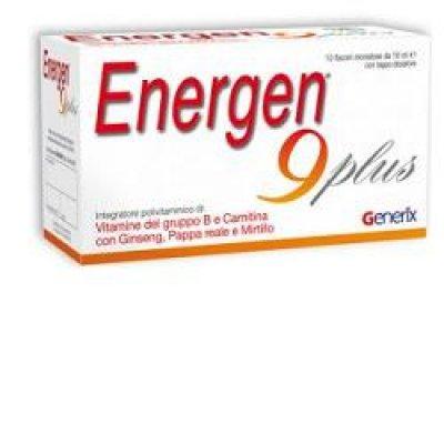 ENERGEN-9 PLUS FTE AD FLAC
