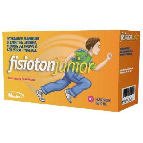 FISIOTON JUNIOR 10F 10ML