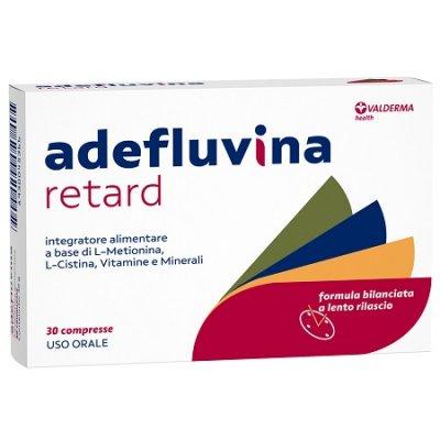 ADEFLUVINA-RETARD INTEG 30CPR