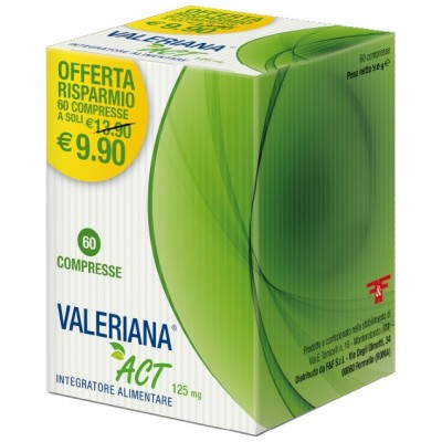 VALERIANA ACT 60CPR