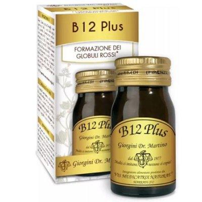 B12 PLUS PASTIGLIE 30G GIORG
