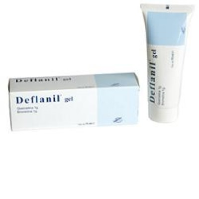 DEFLANIL GEL  75ML