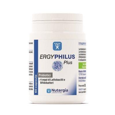 ERGYPHILUS PLUS PROBIOT 60CPS