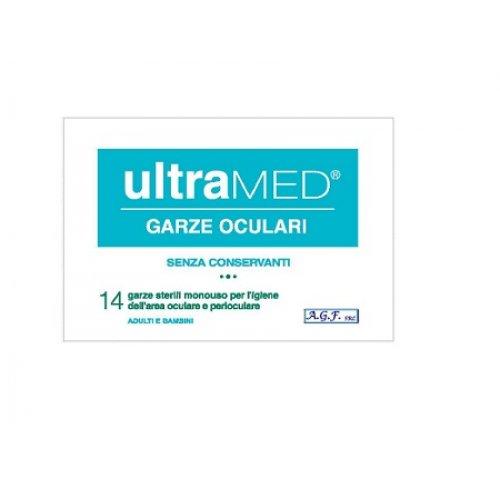 ULTRAMED GARZA OCULARE 14PZ