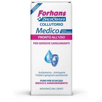 FORHANS COLLUT 250ML
