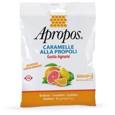 APROPOS CARAM PROPOLI AGR 50G
