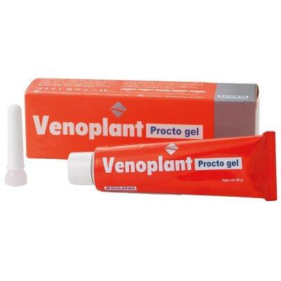 VENOPLANT PROCTO GEL 30G