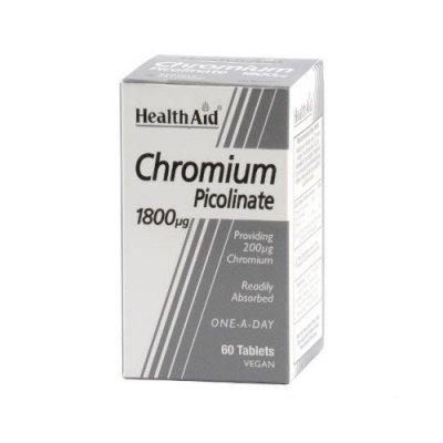 CROMO PICOLIN 60TAV HEALTH AID