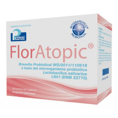 FLORATOPIC 30 BUSTE