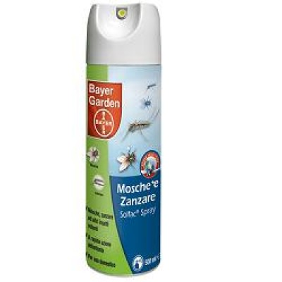 SOLFAC MOSCHE ZANZ SPRAY 500ML