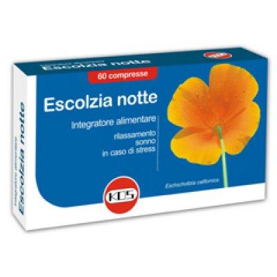 ESCOLZIA NOTTE 60CPR
