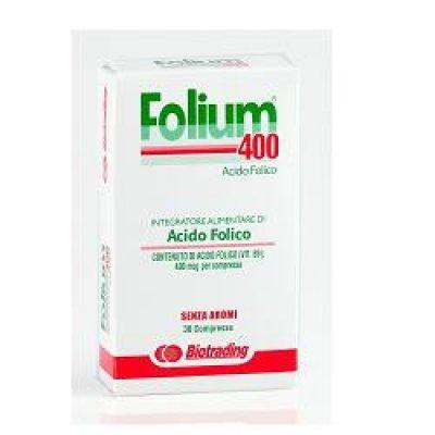 FOLIUM 30CPR 400MG