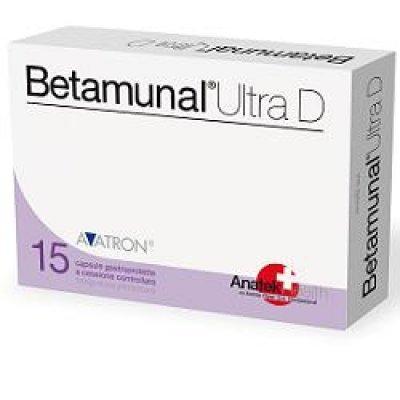 BETAMUNAL ULTRA D 15CPS