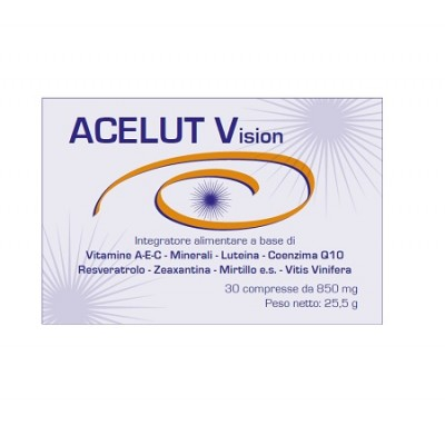 ACELUT INTEG 30CPR 450MG