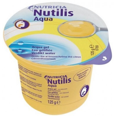 NUTILIS AQUA GEL THE LIM 12X125G
