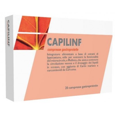 CAPILINF 20CPR GASTROPROTETTE