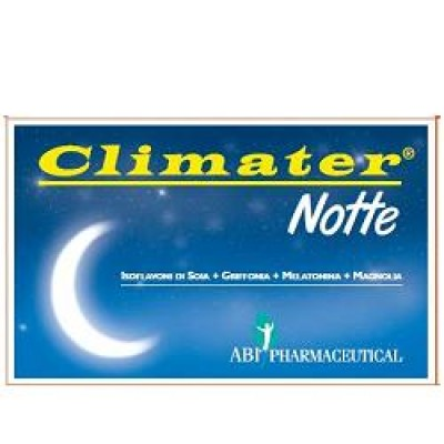 CLIMATER NOTTE 20CPR OROSOLUB