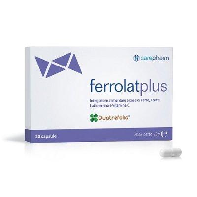 FERROLAT PLUS 20CAPSULE