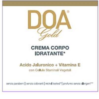 DOA GOLD CR CORPO DERMOELAST