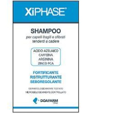 XIPHASE SHAMPOO 250ML