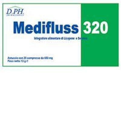MEDIFLUSS 320 20CPR