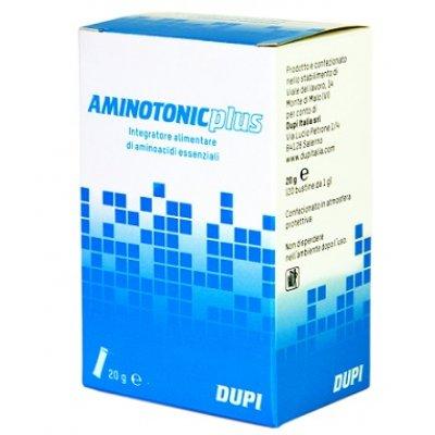 AMINOTONIC PLUS 20BUST 20G