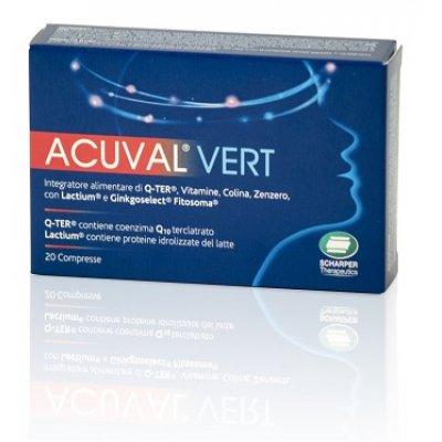 ACUVAL VERT 20CPR 1,2G