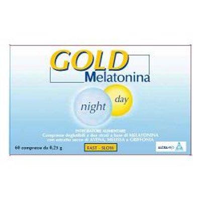 MELATONINA GOLD HTP 1MG 60CPR