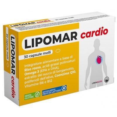 LIPOMAR PLUS 30CPS MOLLI