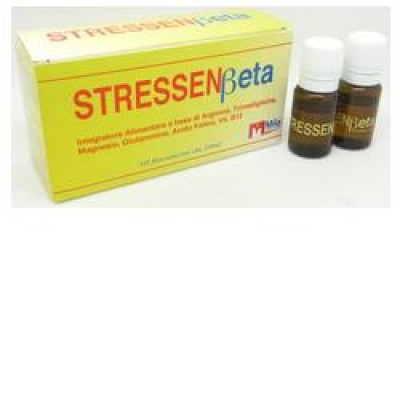 STRESSEN BETA 10F 10ML