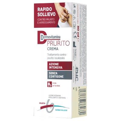 DERMOVITAMINA PRURITO CREMA 30