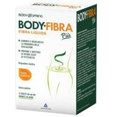 BS BODY FIBRA PIU'ESOTIC 12BS