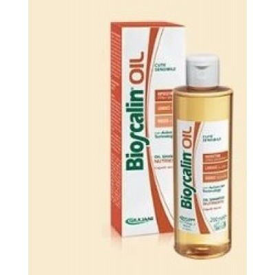BIOSCALIN SH OIL NUTRIENTE 200ML